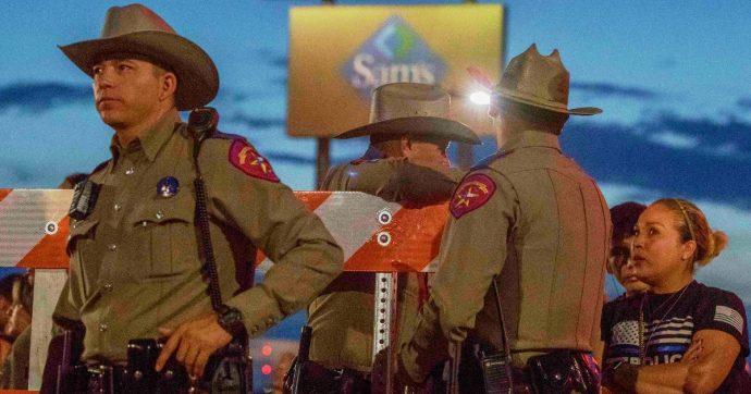 Usa, sparatoria in Texas: 5 morti e 21 feriti tra Odessa e Midlan. La polizia uccide il killer