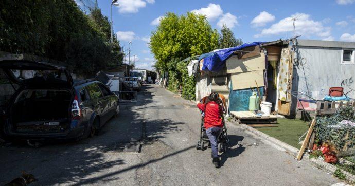 Roma, ora radere al suolo i campi rom passa per 'rigore' e 'legalità'. No ai diritti, conta il consenso