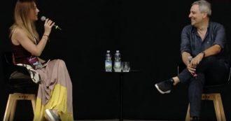 """Versiliana 2019, De Giovanni: """"Prima i libri riempivano il tempo libero, oggi dobbiamo trovare il tempo per leggere. E' vitale avere libri belli"""""""