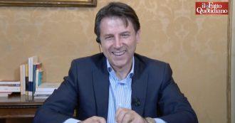 """Versiliana 2019, Conte: """"Tra martedì e mercoledì spero di sciogliere la riserva positivamente"""""""