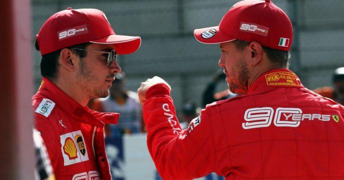 F1, Gp Belgio: dare l'ordine di scuderia a Vettel in favore di Leclerc era la cosa giusta da fare