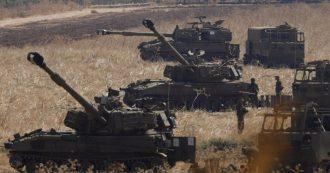 Libano, tensioni fra Hezbollah e Israele: lancio di missili, Stato ebraico replica bombardando