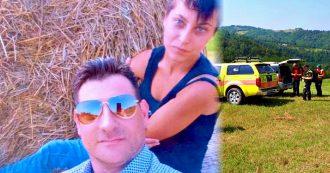 """Scomparsi a Piacenza, riprese le ricerche. I Ris setacciano la casa del 45enne: """"Tracce di lei in auto e attenzione su cenere fuori dal pollaio"""""""