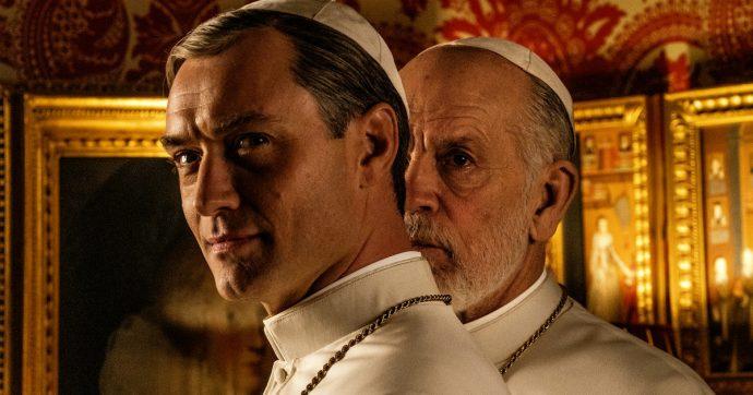"""Mostra del Cinema di Venezia, Paolo Sorrentino presenta """"The New Pope"""": pensavate che Jude Law abbandonasse la serie?"""