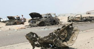 Yemen, raid dell'Arabia Saudita su un carcere nel sudovest del Paese: oltre 60 morti