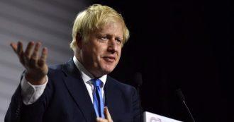 """Brexit, Johnson minaccia i Tory ribelli: """"Legge anti-no deal sarebbe sfiducia"""". E prepara mozione per andare al voto il 14 ottobre"""