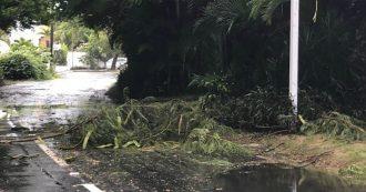 """Uragano Dorian, il racconto di un'italiana a Miami: """"Code per fare benzina e acqua difficile da trovare"""""""