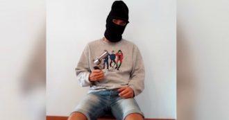 """Fabio Gaudenzi, l'ex braccio destro di Massimo Carminati in video poco prima dell'arresto: """"Non siamo mafiosi, siamo fascisti"""""""