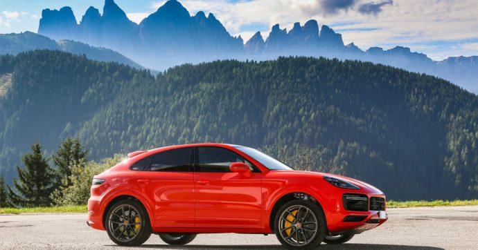 Porsche Cayenne Coupé, la prova de Il Fatto.it – Col tetto basso c'è più gusto – FOTO