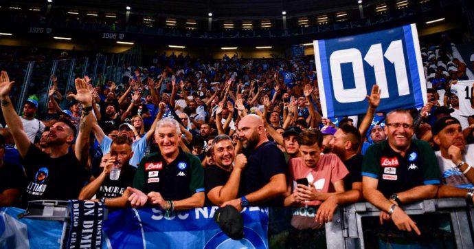 Juventus-Napoli, denunciati un centinaio di ultras partenopei: hanno infranto divieto di acquistare i biglietti per il settore ospiti