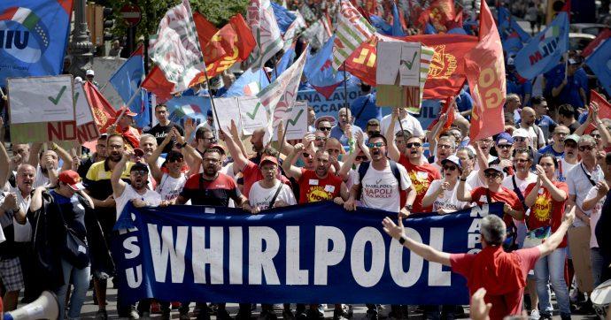 """Dl Imprese, Whirlpool: """"Decreto insufficiente per 'salvare' Napoli. L'unica soluzione è nuova missione produttiva per il sito"""""""