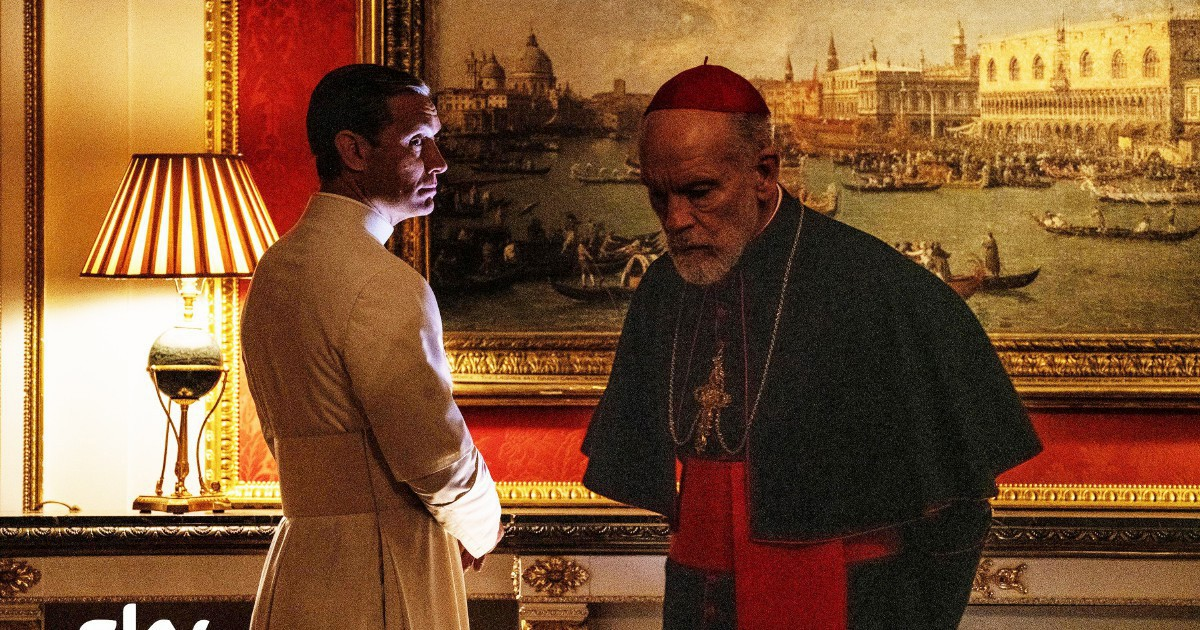 """The New Pope"", la grande bellezza del cinema che fu"