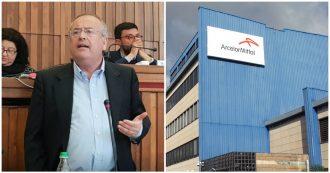 """Ex Ilva, ArcelorMittal fa marcia indietro dopo l'opposizione del sindaco: """"Niente sbarco del carbone nel porto di Brindisi"""""""
