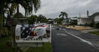 """Uragano Dorian, declassato a categoria 2: almeno 5 morti e decine di feriti alle Bahamas. """"Ora è a 160 km dalle coste della Florida"""""""