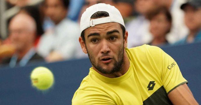 Tennis, storico Berrettini: raggiunti i quarti dell'Us Open. È il primo italiano dopo 42 anni