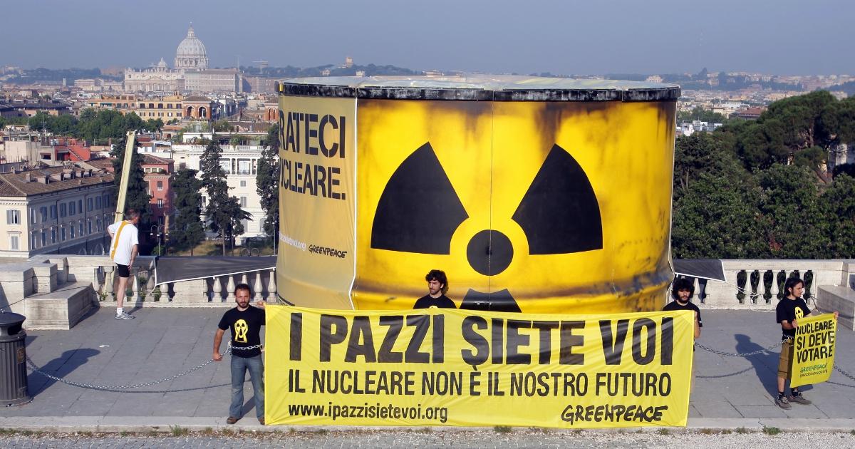 Nucleare, la Germania ordina pastiglie anti-radiazioni per tutti. E purtroppo l'allarme è giustificato