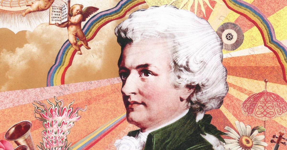Bach era ossessionato dalla musica e Mozart temeva la stitichezza