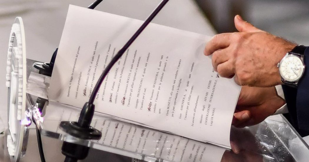 """Governo Conte 2, diretta – Nasce l'esecutivo M5s-Pd: giurerà giovedì. Prima fiducia lunedì alla Camera. Di Maio: """"Ambizione e coraggio"""""""