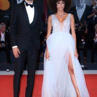 Michelle Sampaio and Giulio Scarano