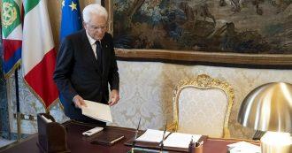Cura Italia, Mattarella ha firmato il decreto. Dallo slittamento del referendum sul taglio parlamentari agli aiuti per i lavoratori: le misure