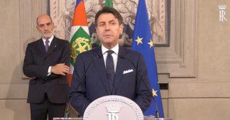 Governo, Giuseppe Conte scioglie la riserva e legge l'elenco dei ministri. Di Maio agli Esteri, Lamorgese all'Interno e Gualtieri all'Economia