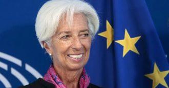 """Lagarde al Parlamento Ue nel giorno del voto: """"Rischi per Eurozona, Bce ascolti la gente"""". Ok della commissione economica: 37 favorevoli"""