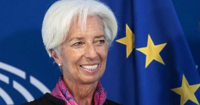 """Bce, Lagarde: """"Continueremo politica accomodante. Ma servono investimenti"""". E cita San Francesco: """"Fare l'impossibile"""""""