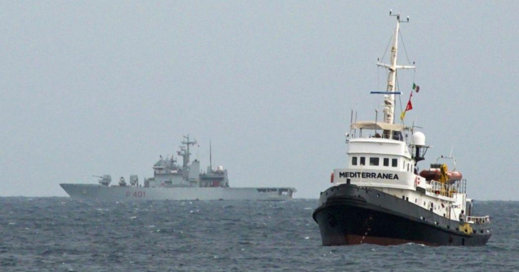 Sequestri e supermulte per le navi delle Ong