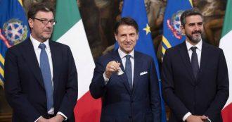 """Governo, la diretta – L'esecutivo Conte 2 ha giurato davanti a Mattarella. Di Maio: """"Pronti a dare il massimo"""". Franceschini: """"Squadra piena di voglia di fare"""""""