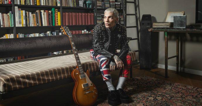 """GionnyScandal a FqMagazine: """"La musica mi ha salvato dalla depressione. Mia madre biologica? Non l'ho mai trovata"""""""