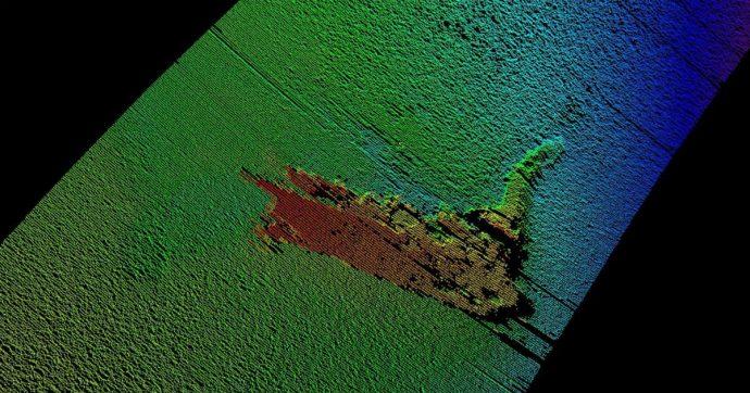 """Nuovo avvistamento del """"mostro di Loch Ness"""" da un radar sottomarino: """"Lungo fino a 4 metri"""""""
