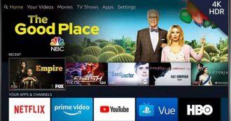 Amazon Fire Tv Stick nuova edizione, ora è compatibile anche con Netflix