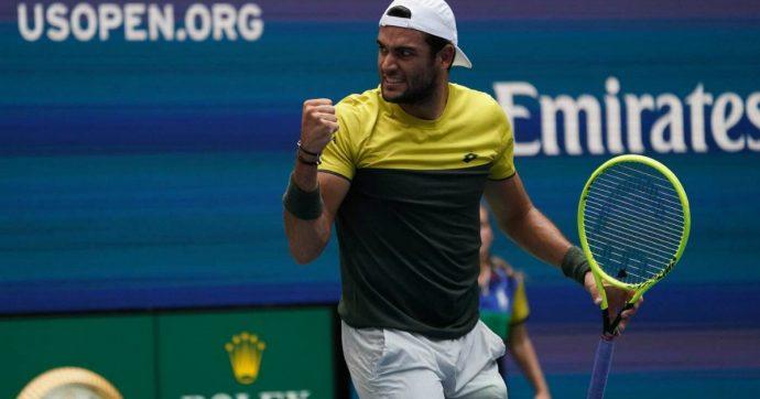 Us Open, storica impresa di Matteo Berrettini: il 23enne è il secondo italiano arrivato in semifinale. Sfiderà Rafael Nadal