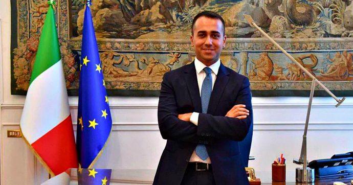 """Luigi Di Maio, primo messaggio da ministro degli Esteri: """"Superare regolamento di Dublino, responsabilizzare l'Europa"""""""