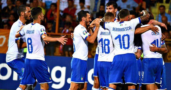 Armenia-Italia, finisce 1 a 3: è la quinta vittoria in 5 gare di qualificazione agli Europei
