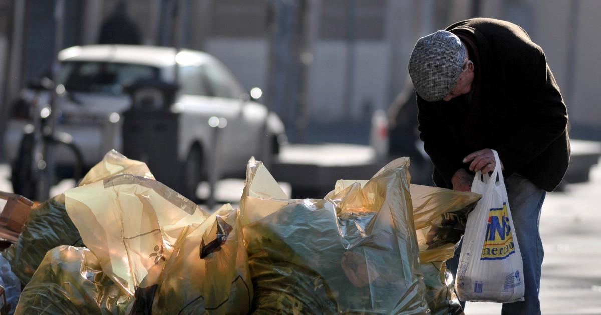L'Italia diseguale, la ricchezza sempre più nelle mani di pochi