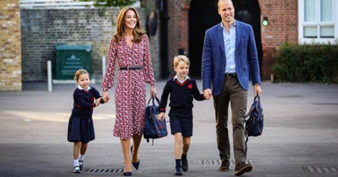 """""""Kate Middleton non vuole che la figlia Charlotte torni a scuola"""": scoppia la polemica"""