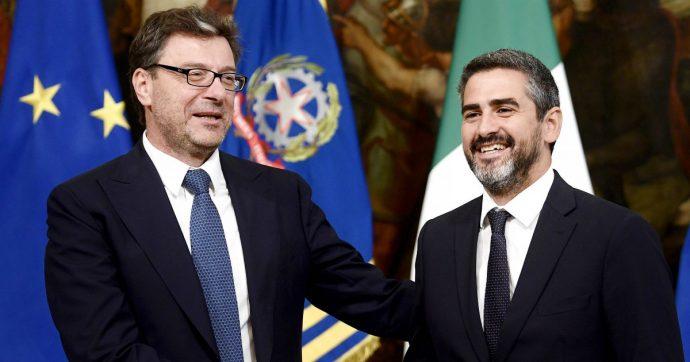 """Riccardo Fraccaro ufficializza la sua delega alle politiche spaziali e aerospaziali: """"Nostro obiettivo è il rilancio"""""""