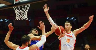 Mondiali di basket, Italia piegata dalla Spagna: va k.o. 67-60 e dice addio al sogno dei quarti