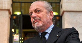Aurelio de Laurentiis è positivo al Covid. Ieri all'assemblea di Serie A: aveva già sintomi