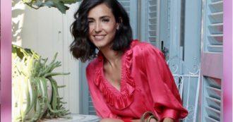 """Caterina Balivo: """"Sto seguendo una dieta anti-tumorale, non so arrivo a finirla"""""""