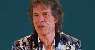 """Clima, Mick Jagger dalla parte degli attivisti: """"Protestano alla Mostra del Cinema di Venezia? Sono contento, fanno bene"""""""