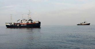 """Migranti, la Alan Kurdi soccorre 32 persone al largo della Libia e si dirige verso Lampedusa: """"Tra loro anche dieci donne e cinque bambini"""""""