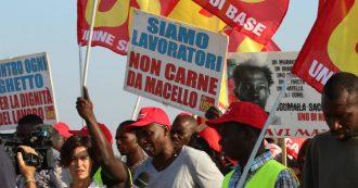 Brindisi, coppia arrestata per caporalato: 20enne gambiano schiavizzato, prendeva 1,5 euro l'ora. Taranto, allevatore ai domiciliari