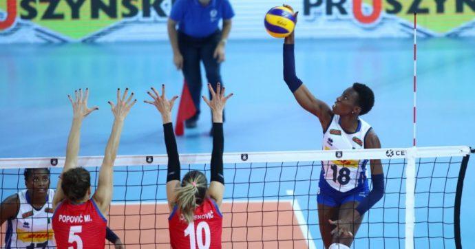 Europeo volley femminile, Italia ko 3-1 con la Serbia: azzurre fuori in semifinale. Ora affronterà la Polonia nella finali per il 3° posto