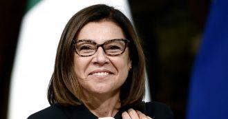 """Autostrade, la ministra De Micheli: """"Non è stato un esproprio ai Benetton, la società era inaffidabile. Ringrazio i Cinque Stelle"""""""
