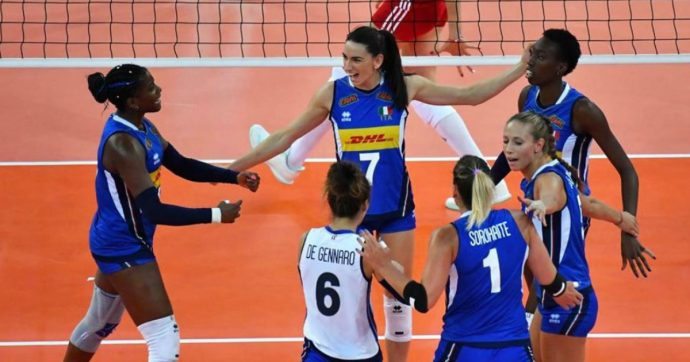 Europei volley femminile, l'Italia batte la Polonia 3-0: è bronzo per le ragazze terribili. Le azzurre tornano sul podio dopo 10 anni