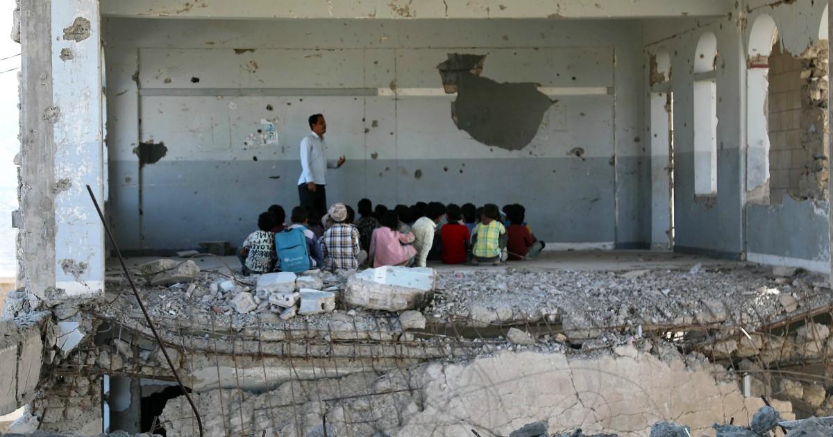 Yemen, si bombarda con armi europee: chiesta indagine internazionale
