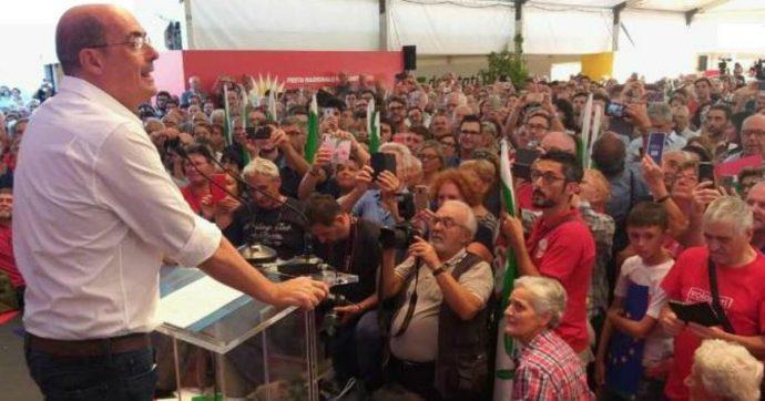 """Governo, Zingaretti: """"A Conte chiediamo lealtà e saremo leali. Domani nasce nuovo esecutivo, adesso in Italia si cambia tutto"""""""