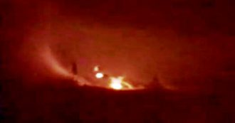Moby Prince, c'è un nuovo video amatoriale della notte del disastro: le immagini registrate dalle colline alle spalle di Livorno